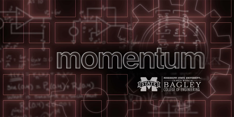Momentum screen shot